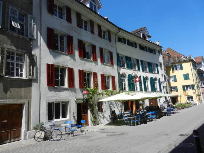 Genossenschaft Kreuz Solothurn – älteste selbstverwaltete Beiz der Schweiz