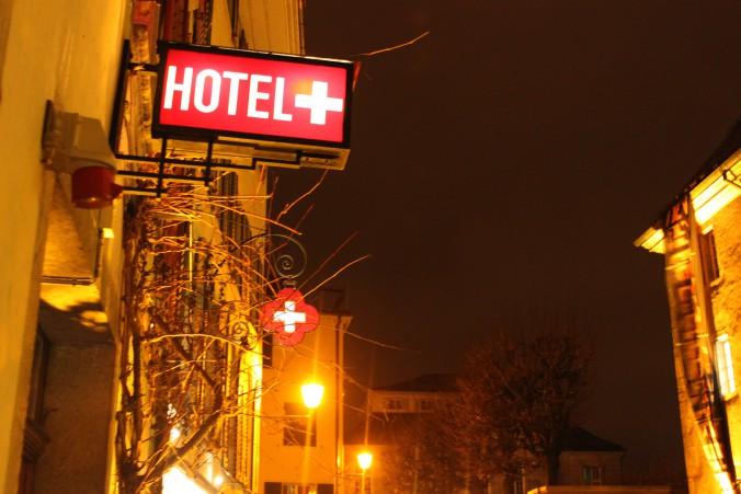 Hotel Kreuz – einfach, gemütlich und günstig