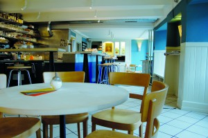 Cafébar Landhaus – fast immer offen
